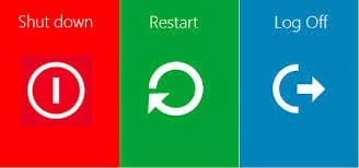 Cum creati scurtaturi pe desktop Shutdown , Restart , Logoff , Sleep si Lock