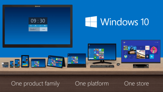 instalare windows 10 preview