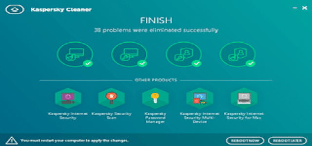 Kaspersky Cleaner program nou de curatare ptr Windows 10