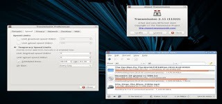 Transmission-Qt program rapid si simplist ptr descarcat fisiere prin torrent