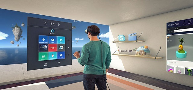 Aplicatii 3d interesante in Windows 10 creators update