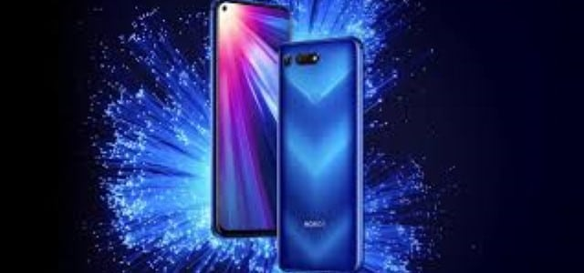Huawei Honor View 20 smartphone cu cameră de 48MP